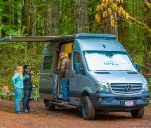 Road Trip Oregon – Reliable Sprinter, Eurovan and Land Rover